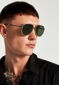 Hawkers - SHADOW - Sunglasses - gold - 1