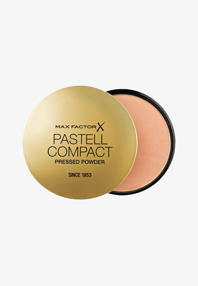 PASTELL COMPACT POWDER - Puder - 10 pastell