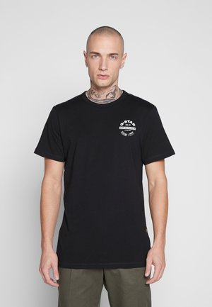ORIGINALS LOGO GR - T-shirt print - black