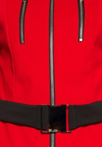 Missguided - SKI SLIM FIT SNOW SUIT - Jumpsuit - red - 2