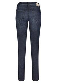 MAC Jeans - MELANIE  - Slim fit jeans - dark blue - 1