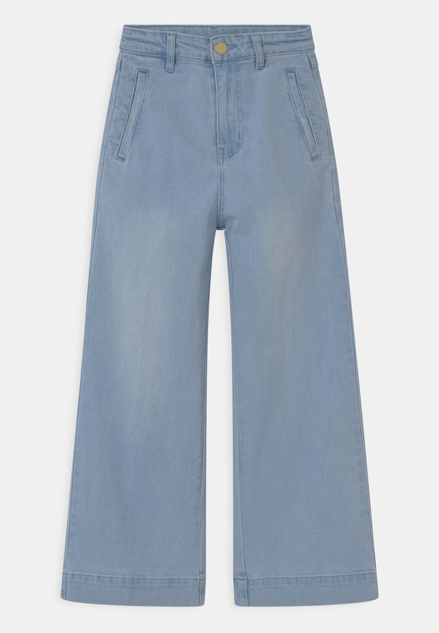 Jean boyfriend - light blue denim