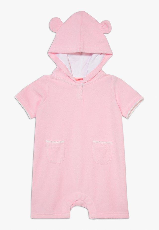 TOWELLLING ONESIE - Combinaison - pink