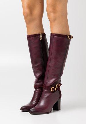 BOOTS - Støvler - merlot