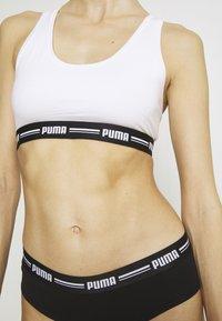 Puma - WOMEN BRAZILIAN 2 PACK - Briefs - black - 4