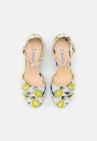 Fabienne Chapot - YASMINE - Sandals - lime light - 5