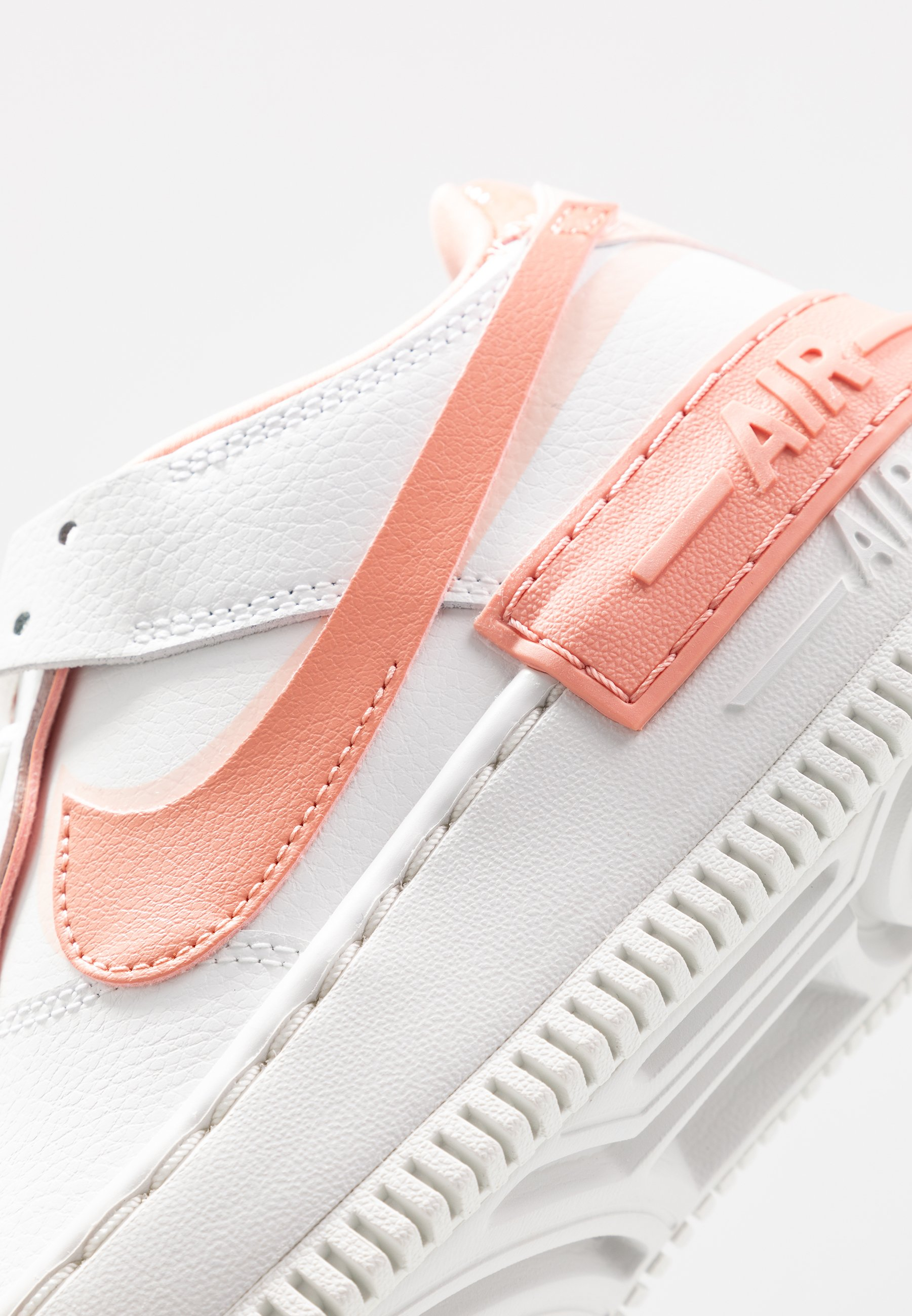Nike Sportswear AIR FORCE 1 SHADOW - Baskets basses - summit white ...