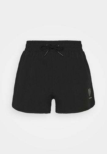 REZI RUNNER SHORT - Sports shorts - black
