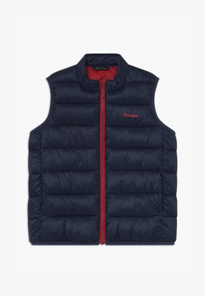 BOYS TRAWL GILET - Vesta - navy