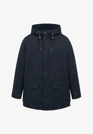 BRANKA - Winter coat - bleu marine foncé