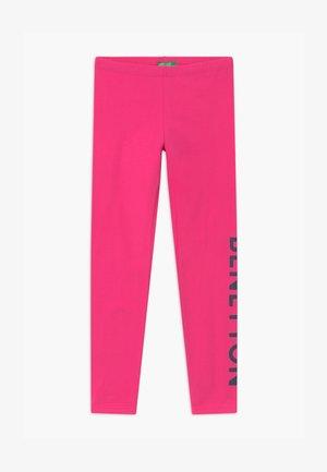 Legginsy - pink