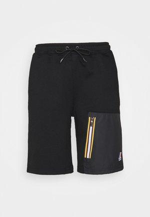 LE VARI GONTRAND UNISEX - Pantaloni sportivi - black