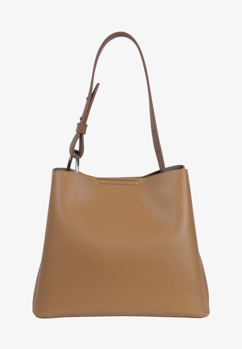 Inyati - Handbag - camel / mocha