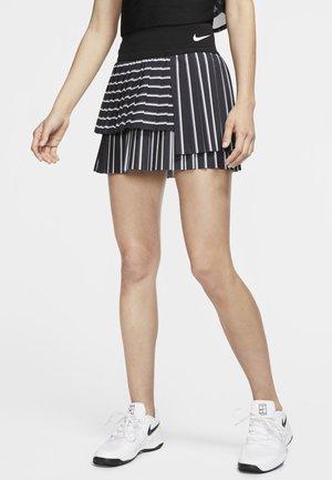 Sports skirt - black/black/light carbon/white