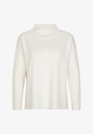 Jumper - soft white