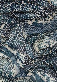 Becksöndergaard - RUSSEL COMO SCARF - Scarf - blue shadow - 1