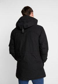 Timberland - NORDIC EDGE EXPEDITION - Zimní kabát - black - 4