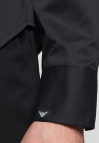 Emporio Armani - SHIRT - Košile - dark blue - 4