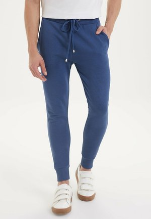 Pantaloni sportivi - dark denim