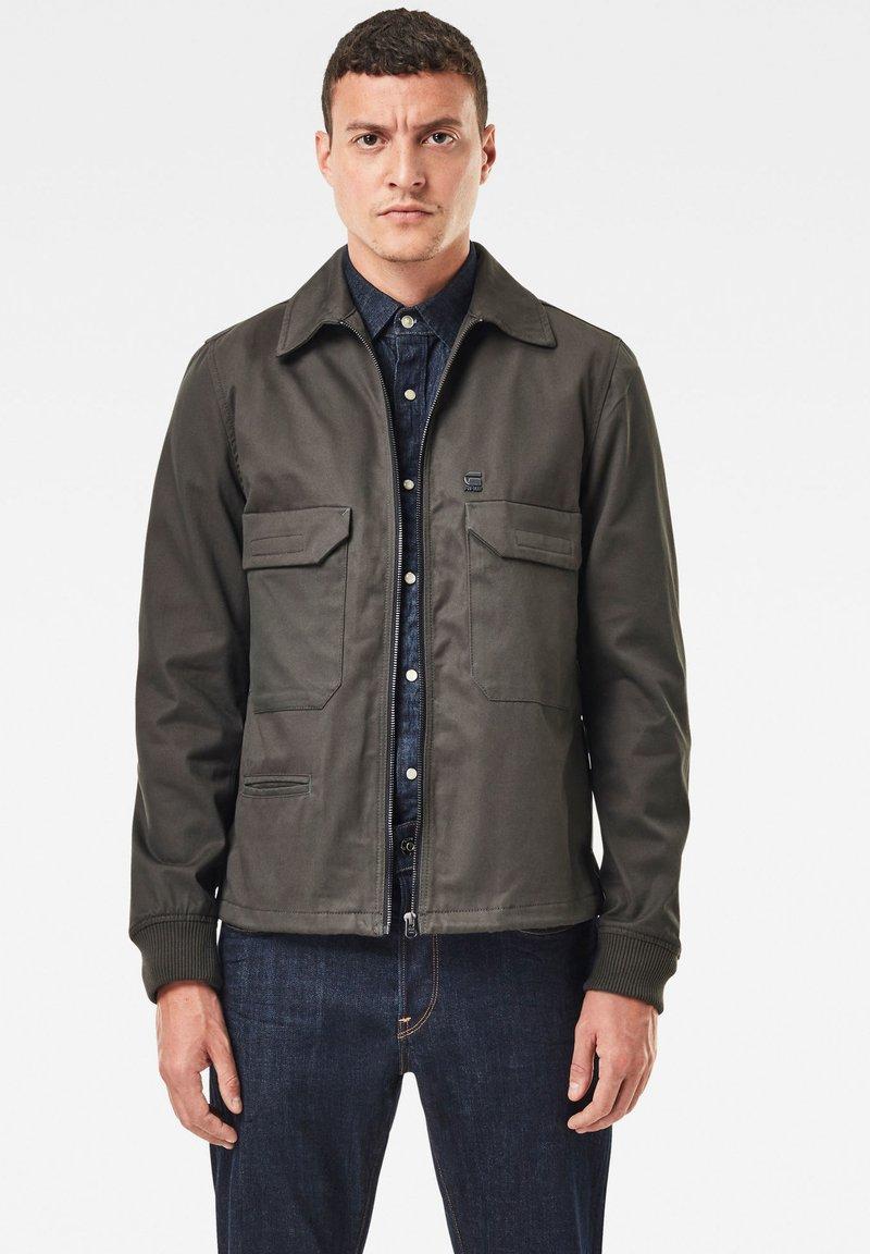 G-Star - XPO - Summer jacket - asfalt