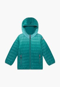CMP - GIRL JACKET FIX HOOD - Winter jacket - lake - 0