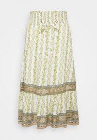 Cream - CROLINA SKIRT - A-line skirt - green - 0