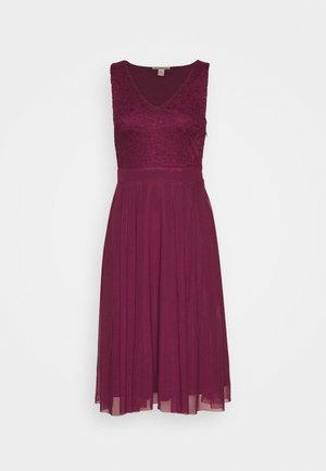 Cocktail dress / Party dress - purple potion