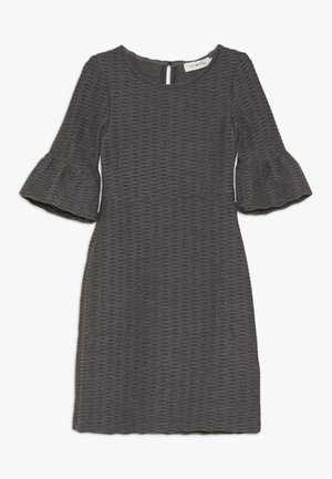 GIRLS DRESS - Jersey dress - dark grey