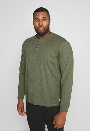 Camiseta de manga larga - oliv