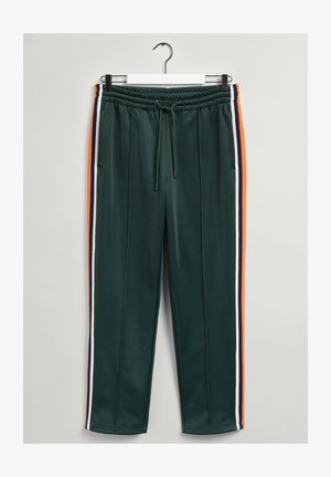 ROYAL CREST - Pantalones deportivos - tartan green