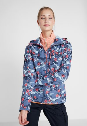 BARBY - Soft shell jacket - blue