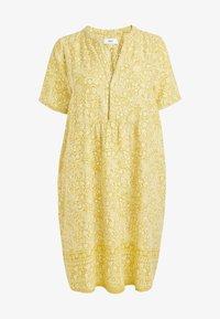 Next - Day dress - yellow - 3
