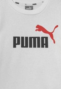 Puma - MINICATS CREW SET UNISEX - Tepláková souprava - white/black - 3