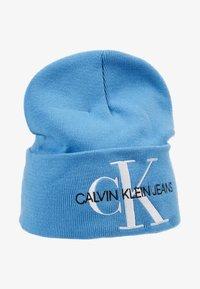 Calvin Klein Jeans - BASIC WOMEN BEANIE - Muts - blue - 3