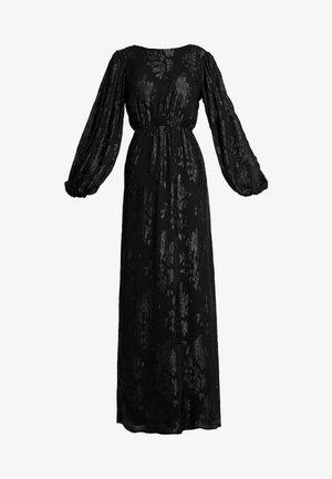 SLEEVE GOWN - Společenské šaty - black