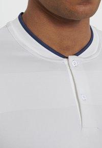 adidas Golf - PRIME - Triko spotiskem - white/grey - 6