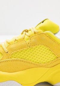 Marc O'Polo - CRUZ - Trainers - yellow - 2