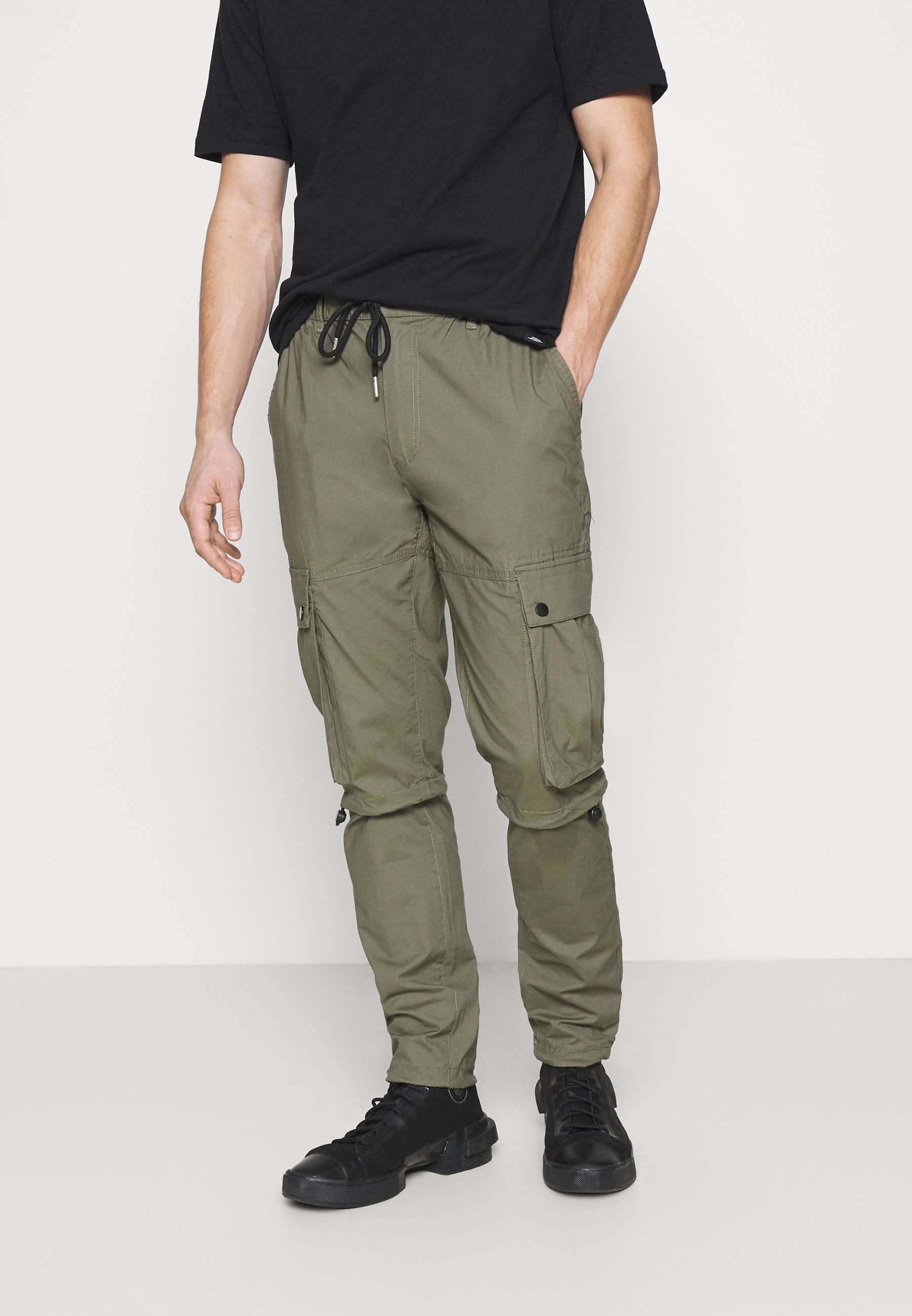 Homme TECH BUNGEE - Pantalon cargo