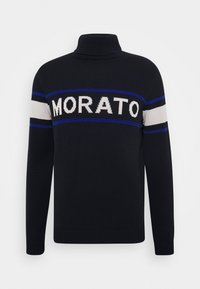 Antony Morato - TURTLE COLLAR WITH FRONT  - Trui - ink blu - 0