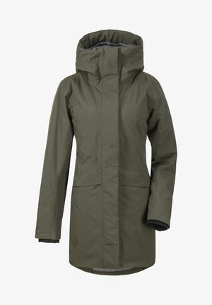 CAJSA - Winter coat - forest green