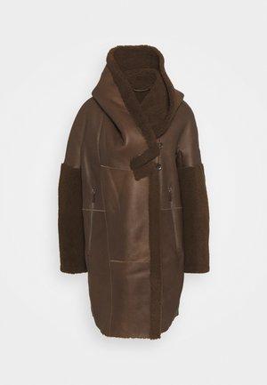 CURLY PURGAMEN LIVORNO - Zimní kabát - purcamon
