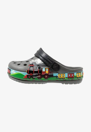 TRAIN BAND CLOG RELAXED FIT - Sandali da bagno - slate grey