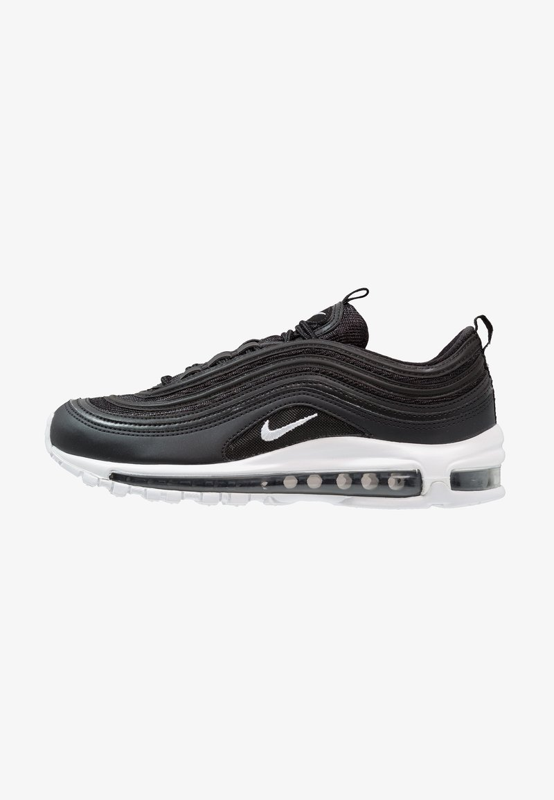 Nike Sportswear - AIR MAX 97 - Sneakersy niskie - black/white