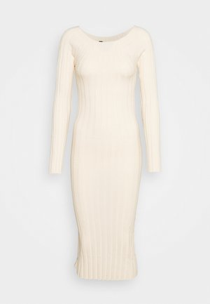 YASVERONICA MIDI DRESS - Shift dress - whisper pink
