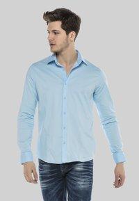 Cipo & Baxx - HECTOR - Formal shirt - blau - 2