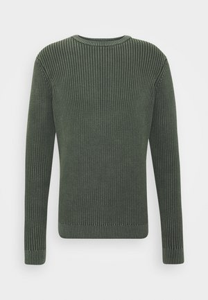 JANNY - Pullover - forest green