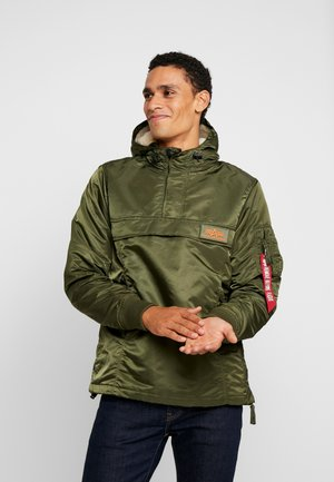 ANORAK - Light jacket - dark green
