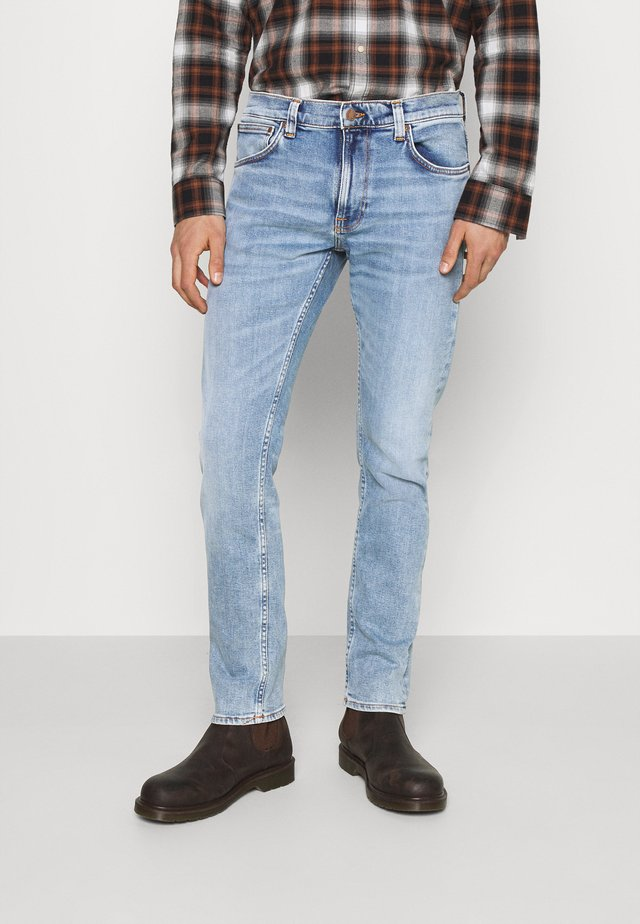 LEAN DEAN - Jeans slim fit - indigo hub