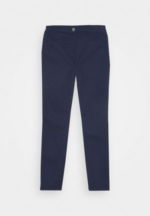 BASIC GIRL - Trousers - dark blue