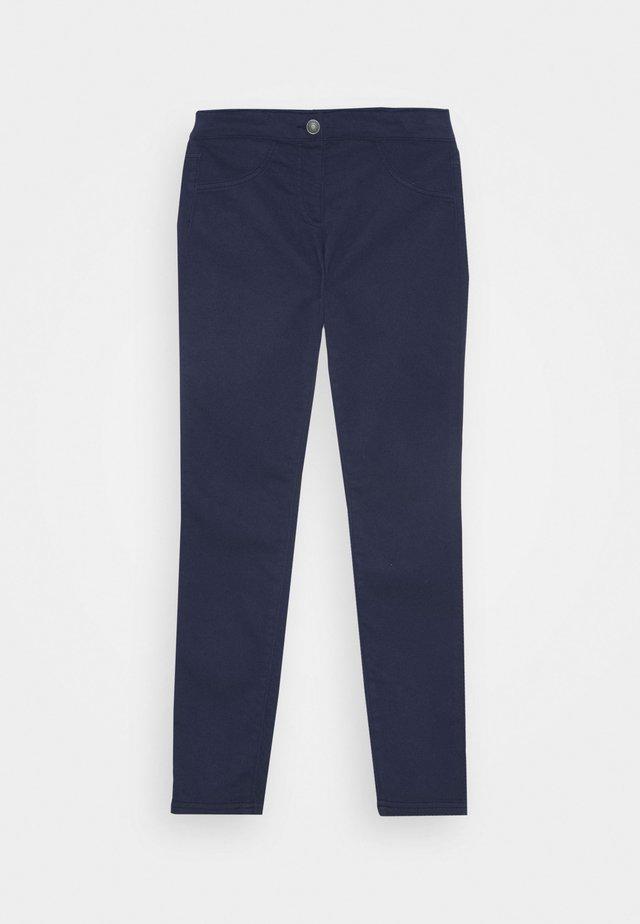 BASIC GIRL - Pantalon classique - dark blue